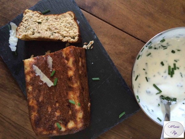 Flan de thon au parmesan… Le quotidien est magique !