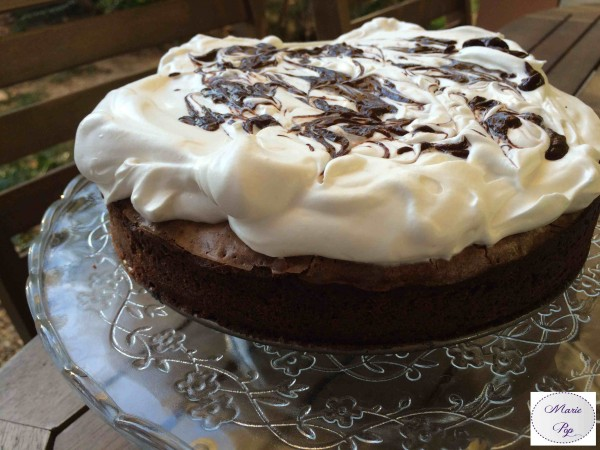 Gâteau au chocolat fondant à la crème… Au bonheur des chocovores !