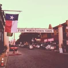 Stock Yards - Fort Wort, TX