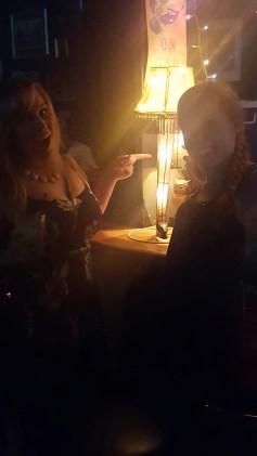 Cousins + Leg Lamp for Aunt Miriam - Fort Wort, TX