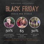 Black Friday Sale - Going Live! : Western PA Photographer