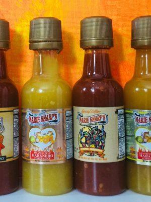 Hot Sauce 50 ml (small)