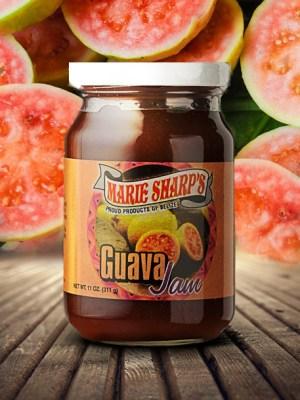 Marie Sharp's guava jam