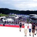 Marie On Tour: Österreich-Grand-Prix Teil 1