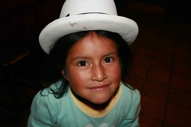 Rosa Ximena 5 år