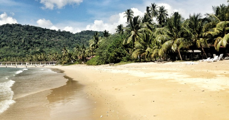 Tioman – The island with the gold beaches I Photodiary