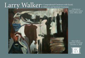 Larry Walker Marietta Cobb Museum of Art Exhibition