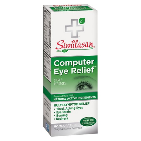 similason computer eye relief