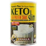 KETOslim® Vanilla Shake with Critical Keto-Nutrients