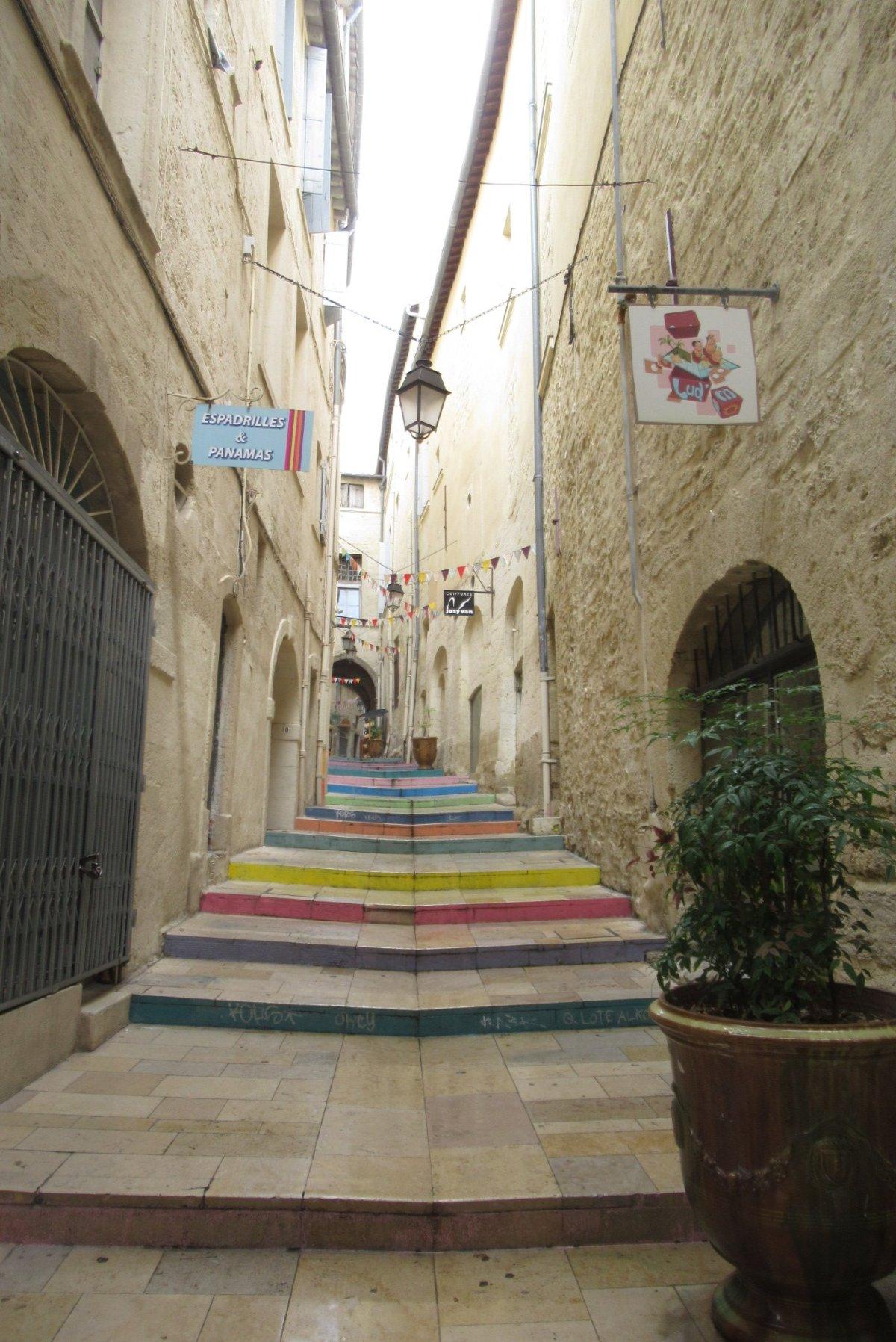 Eine Zugfahrt und der erste Eindruck von Montpellier