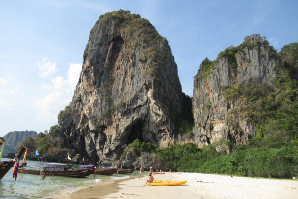 Rai Leh und bye bye Thailand