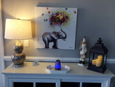 Meet MaRoCo our office elephant! reminding people that all issues need to be addressed in order to heal even the elephant in the room