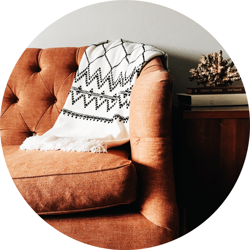Couch for Counseling