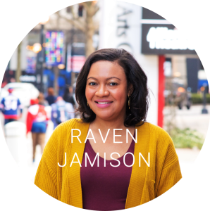 Raven Jamison Counselor