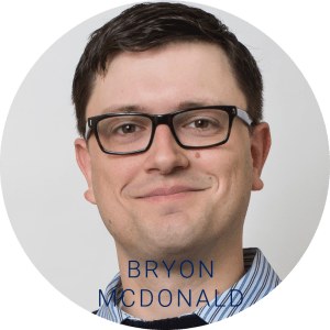 Bryon round headshot