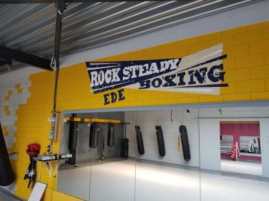 Rock Steady Boxing Ede