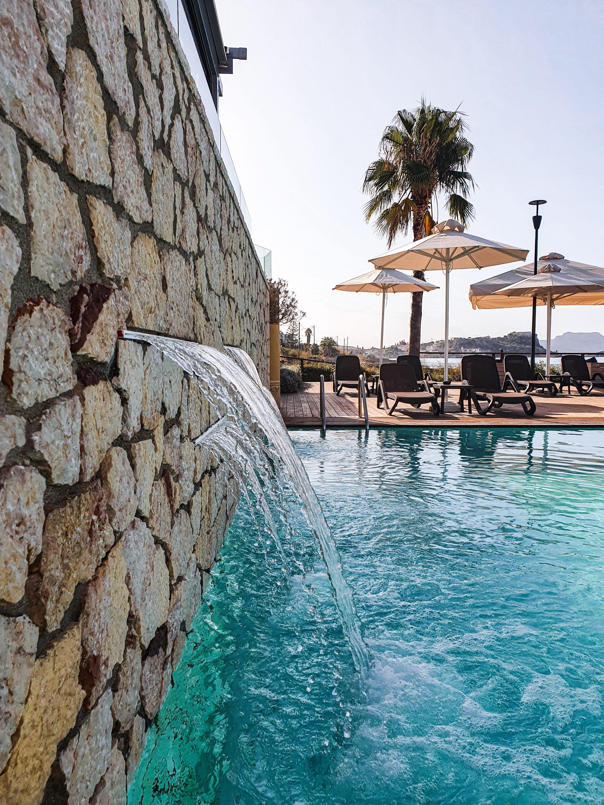 Alas Resort & Spa pool