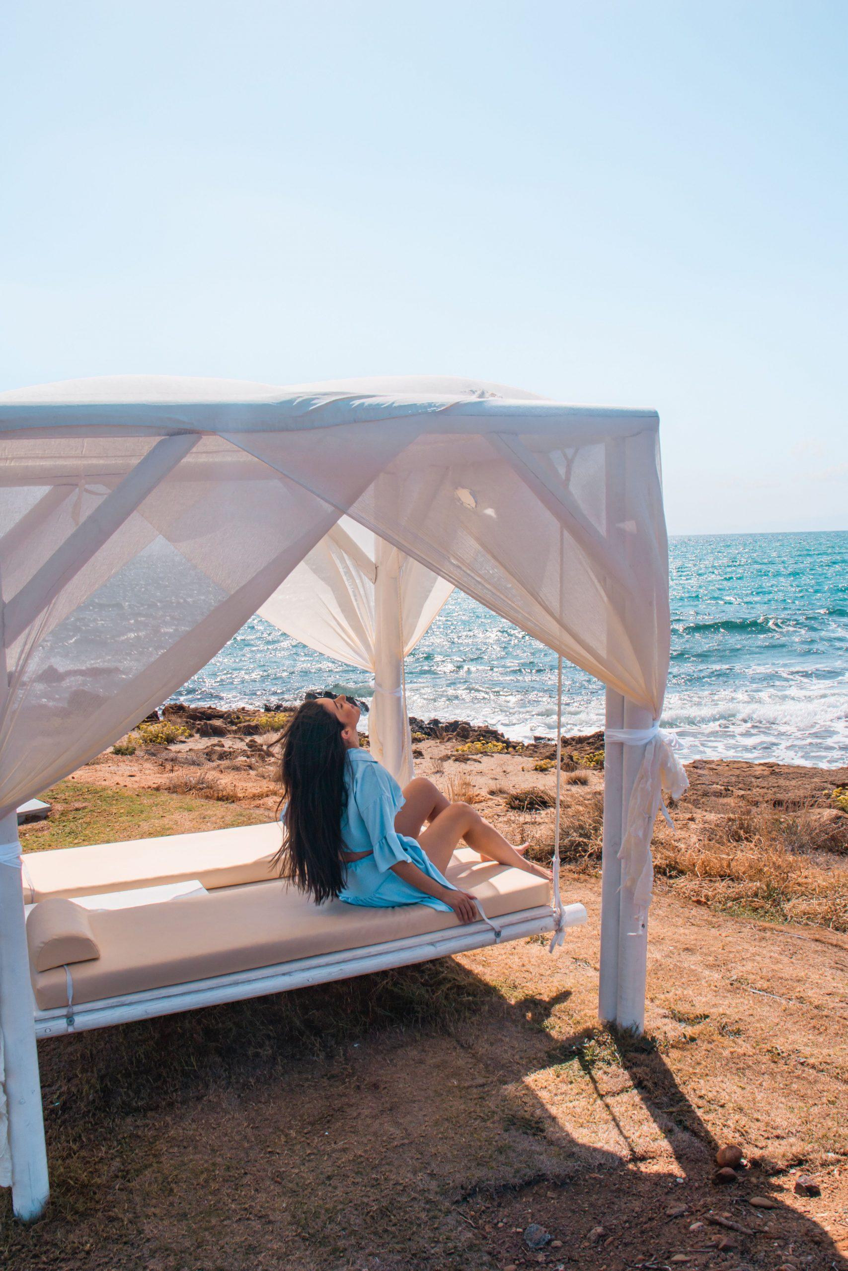 Alas Resort & Spa sunbed