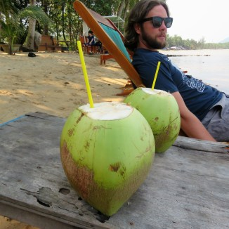 The biggest coconuts I've ever seen