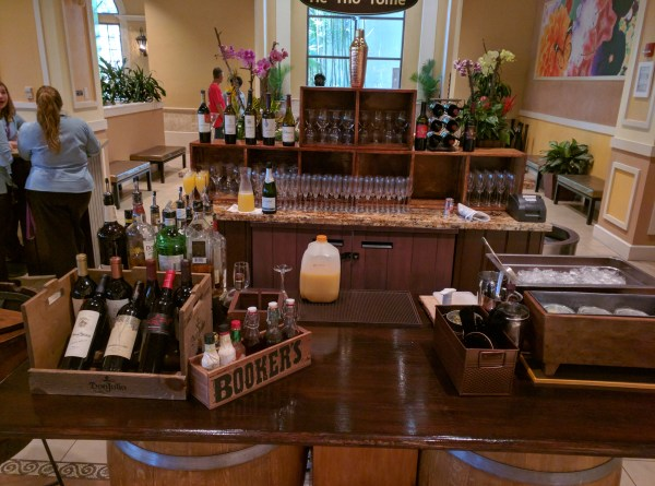 Fresh Harvest Restaurant at Coconut Creek Drink Station