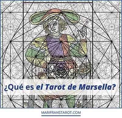 ¿Qué es el Tarot de Marsella? en marifranstarot