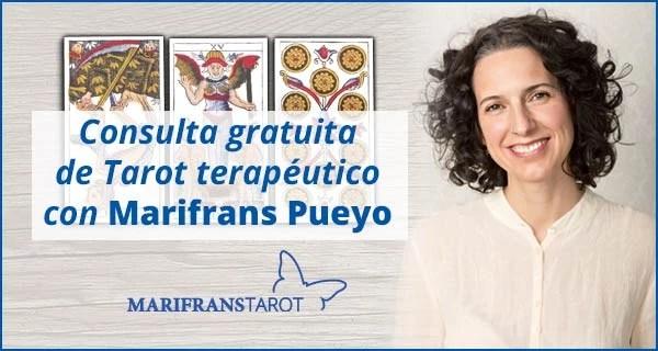 Consulta tarot terapéutico con Marifrans Pueyo 26 enero 2018