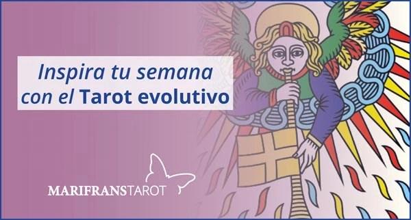 Briefing semanal tarot evolutivo 14 al 23 de mayo de 2018 en Marifranstarot