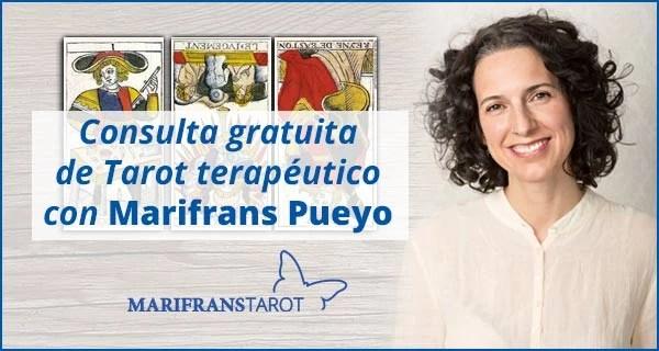Consulta tarot terapéutico con Marifrans 6 de julio 2018