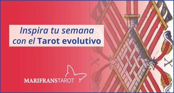 riefing semanal tarot evolutivo 27 de agosto al 2 de septiembre de 2018 en Marifranstarot