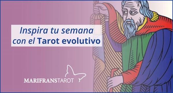 Briefing semanal tarot evolutivo 17 al 23 de septiembre de 2018 en Marifranstarot