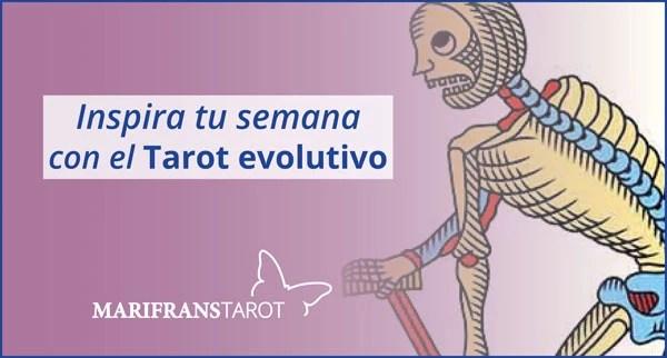 Briefing semanal tarot evolutivo 24 al 30 de septiembre de 2018 en Marifranstarot
