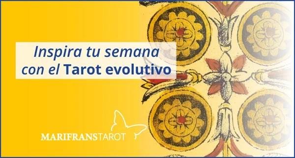 Briefing semanal tarot evolutivo 22 al 28 de octubre de 2018 en Marifranstarot