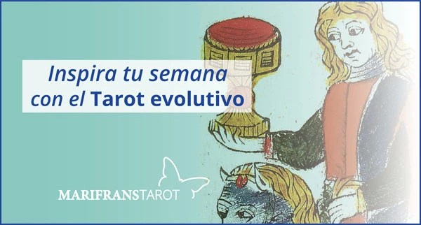 Briefing semanal tarot evolutivo 29 de octubre al 4 de noviembre de 2018 en Marifranstarot