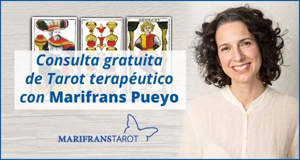 Consulta tarot terapéutico con Marifrans 11 de enero 2019