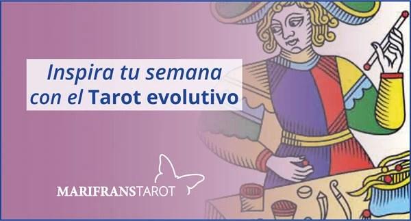 Briefing semanal tarot evolutivo 18 al 24 de marzo de 2019 en Marifranstarot