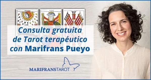 Consulta tarot terapéutico con Marifrans 12 de abril 2019