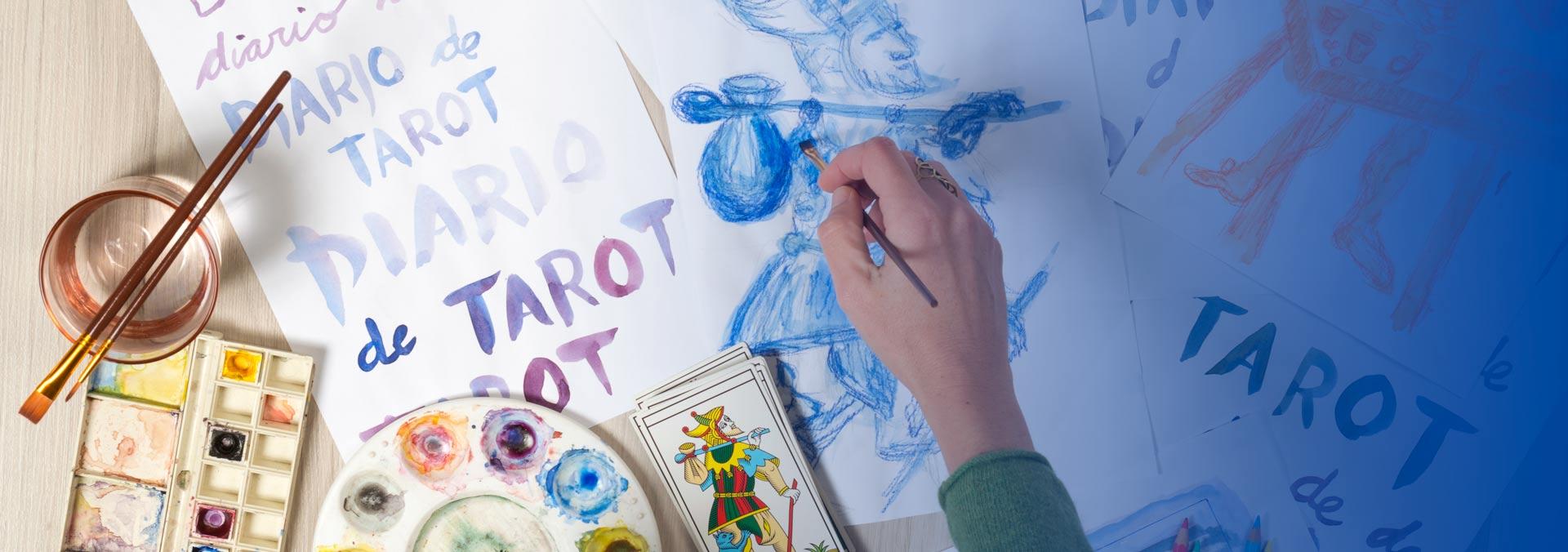 Tarot Lab laboratorio de prácticas y creatividad con el tarot evolutivo y el tarot terapéutico