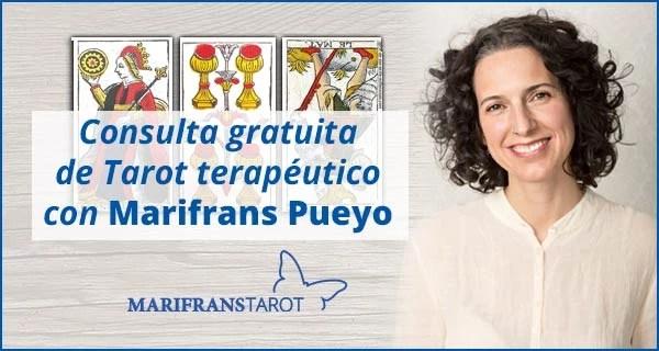 Consulta tarot terapéutico con Marifrans 12 de marzo de 2021