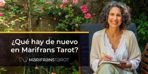 que hay de nuevo en Marifrans Tarot 2021