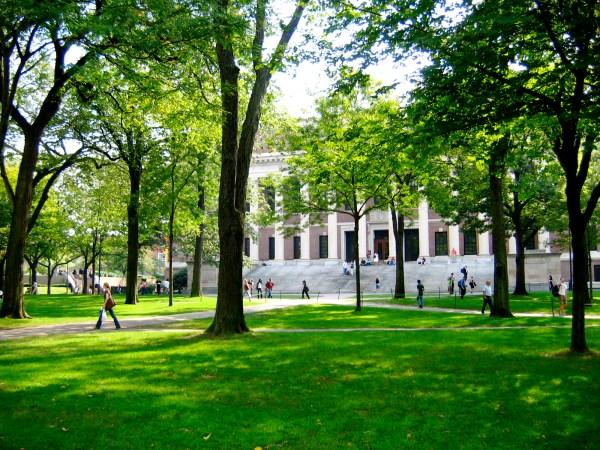 Le campus d'Harvard à Cambridge (Massachussets) # 20 | The ...