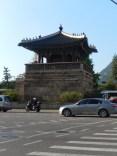 Turm vor dem Palast