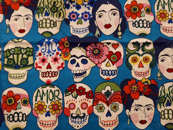 La Calavera Frida