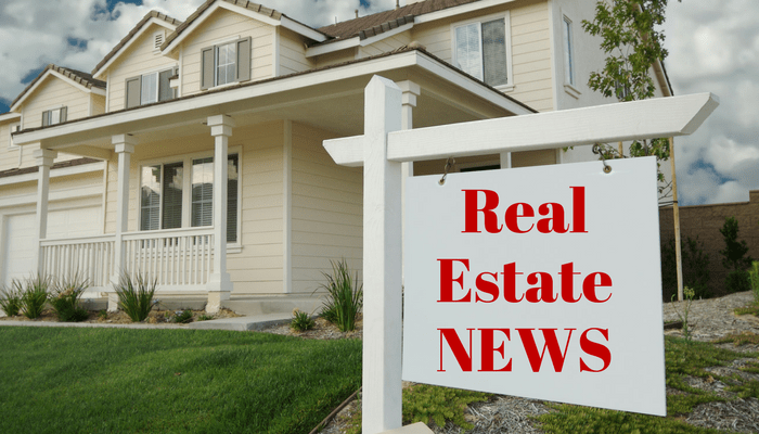 REAL ESTATE NEWS from the MARIGOLD team