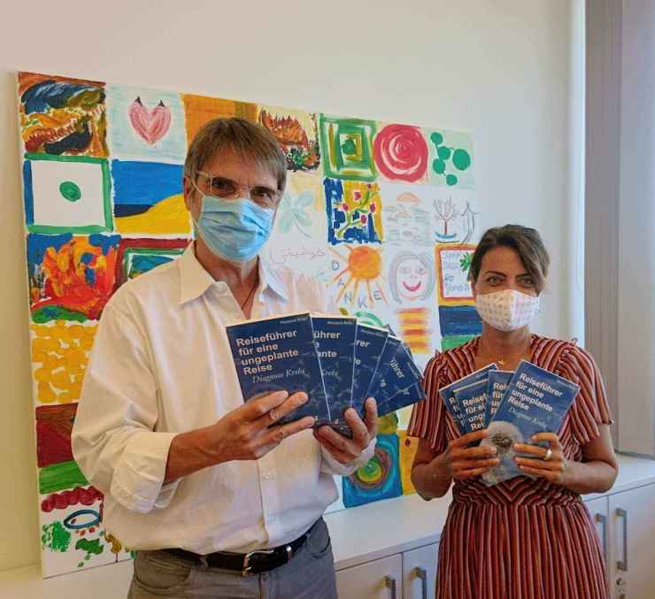 Book donation for LebensWert e.V.