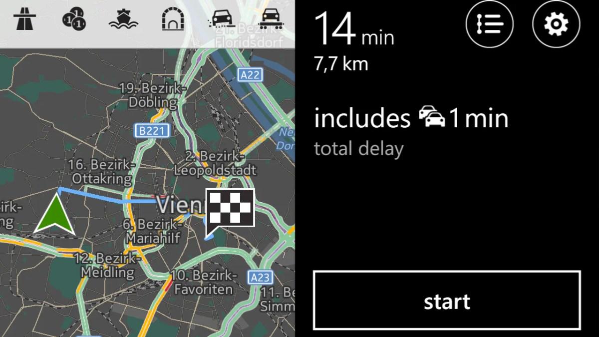 Nokia Here Drive+ Update