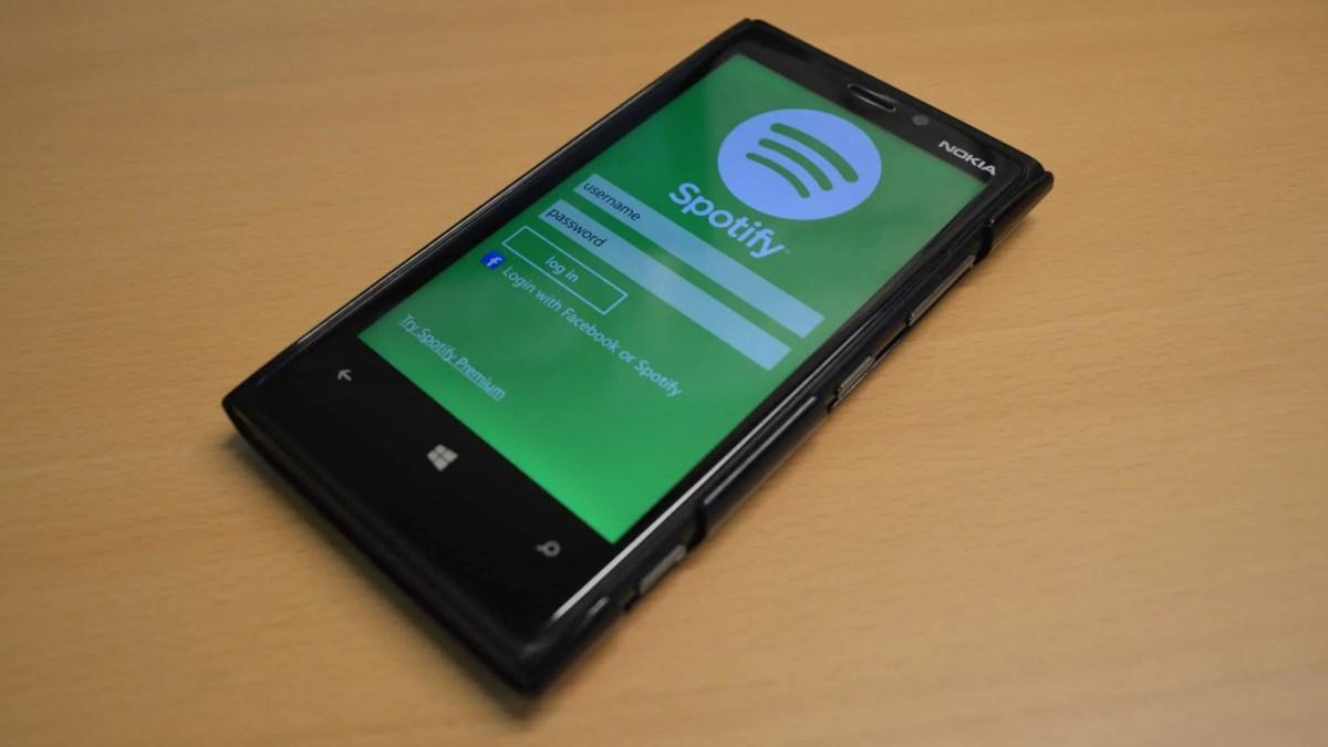 Spotify gratis für Smartphones verfügbar