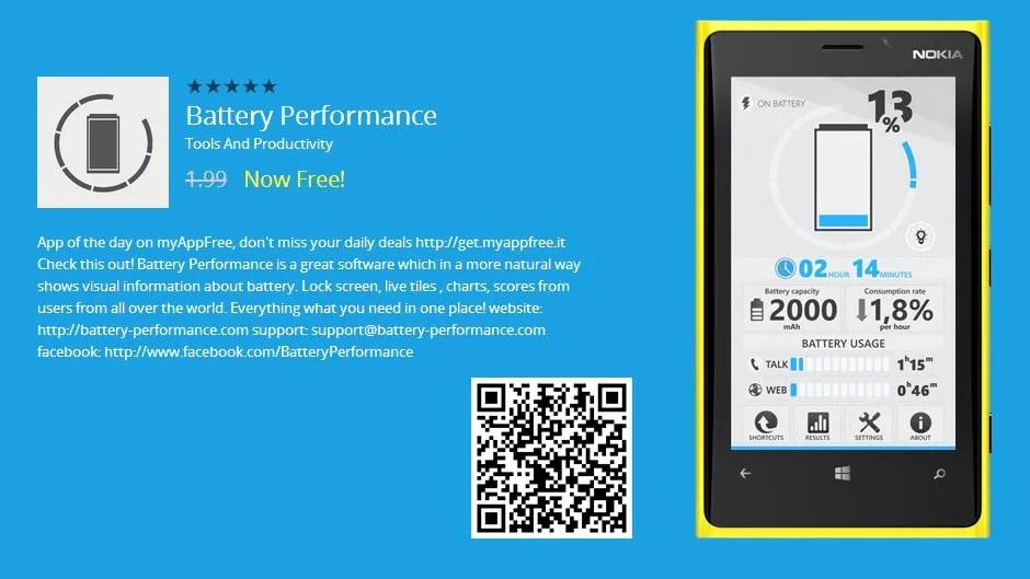 Battery Performance kostenlos