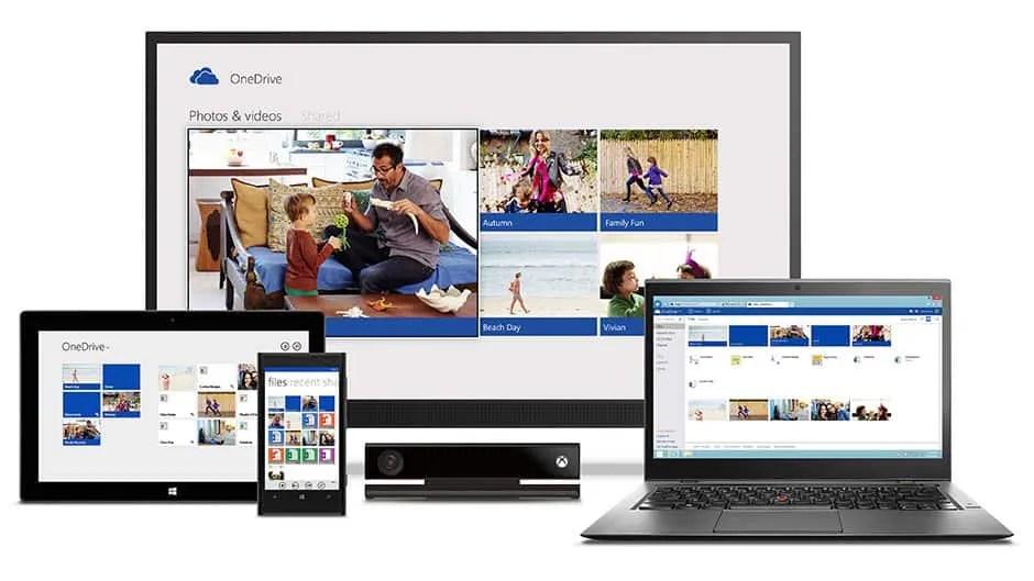 OneDrive offiziell gestartet