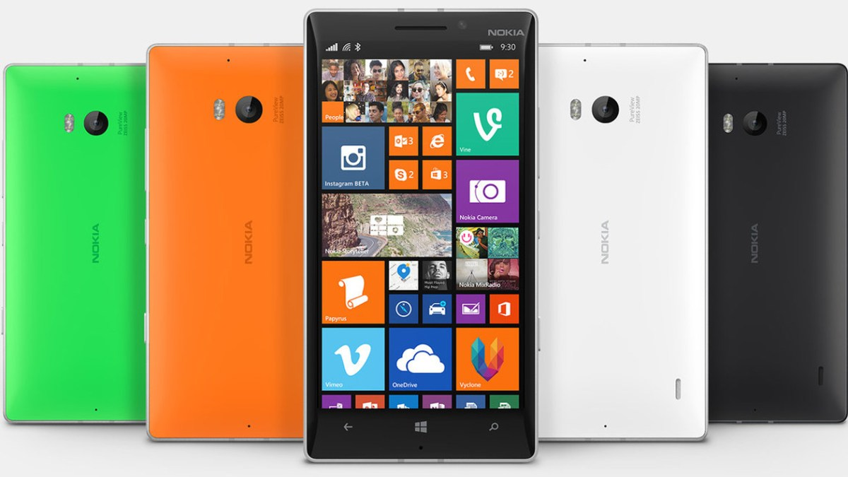 Nokia stellt neue Lumias vor!
