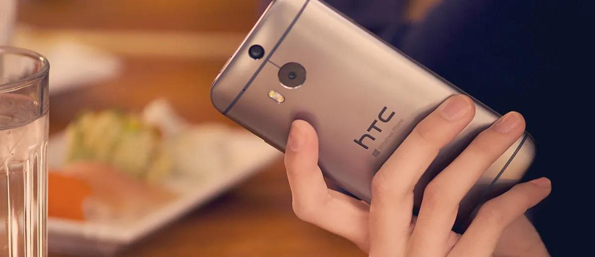 HTC One (M8) mit Windows Phone ist da!